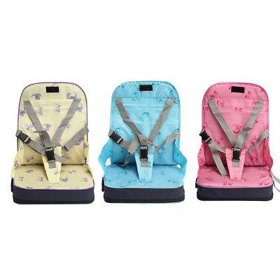 Baby High Feeding Chair Safe Seat Foldable Travel Portable