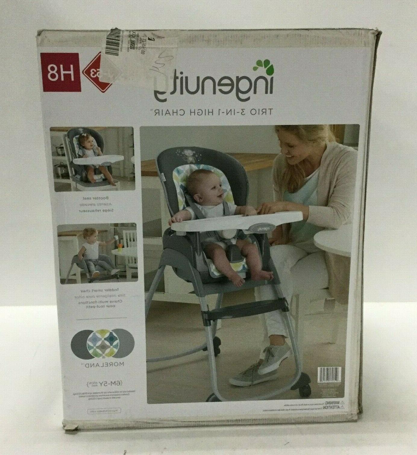Kids High Feeding Booster Seat Baby Ingenuity
