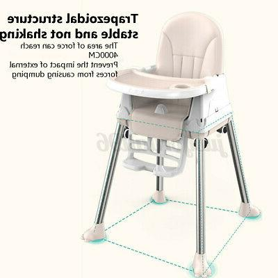 Kids Highchair Dining Chair Max Load