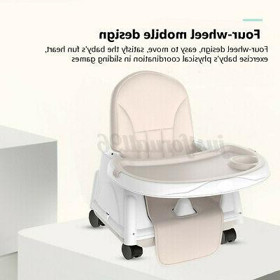 Kids Highchair Dining Chair Tables Booster Max