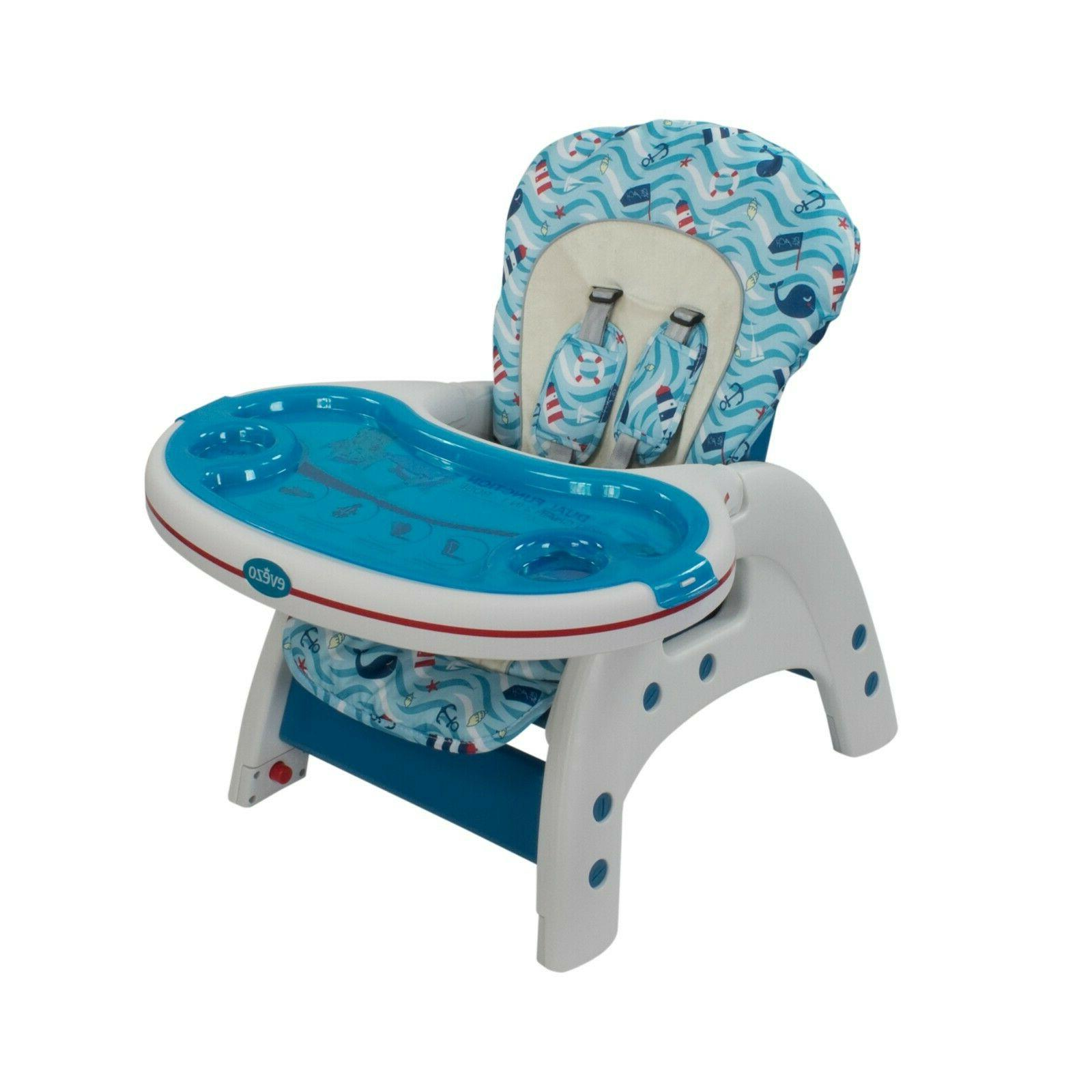 Evezo Merly Baby Chair, Convertible and