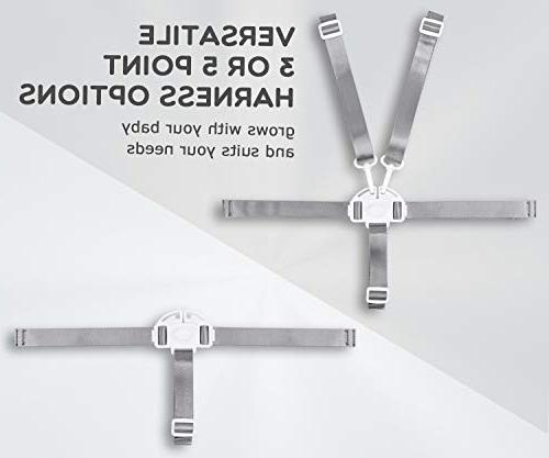 Minnebaby High Straps, Replacement 5 Straps