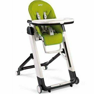 Peg High Chair Apple