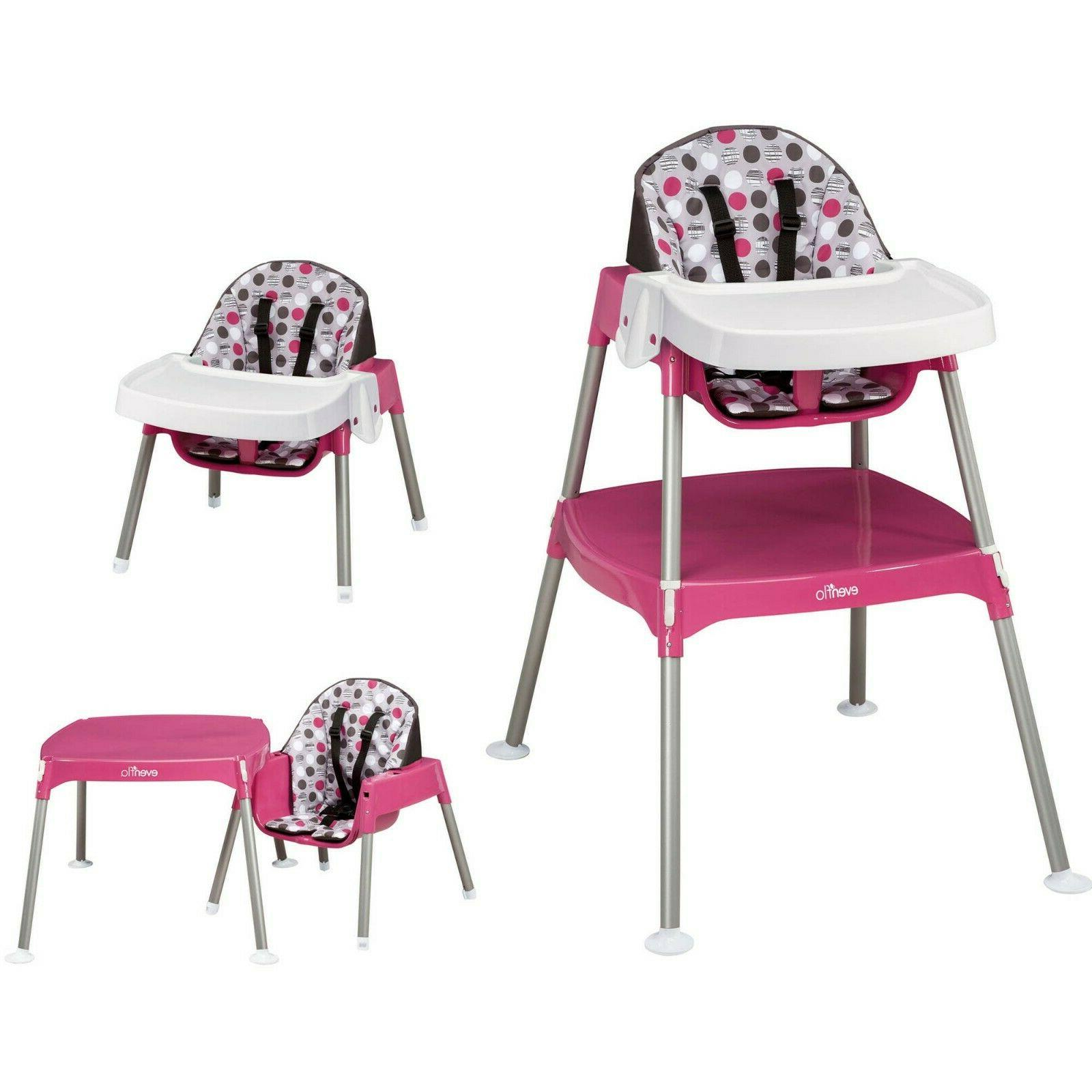 new 3 in 1 convertible high chair