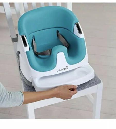 NEW Baby Blue - Booster Seat
