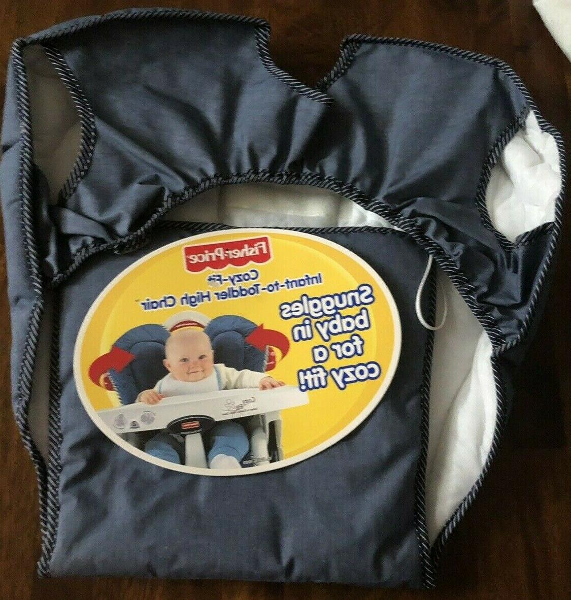 NEW INFANT-TO-TODDLER HIGH CUSHION COVER