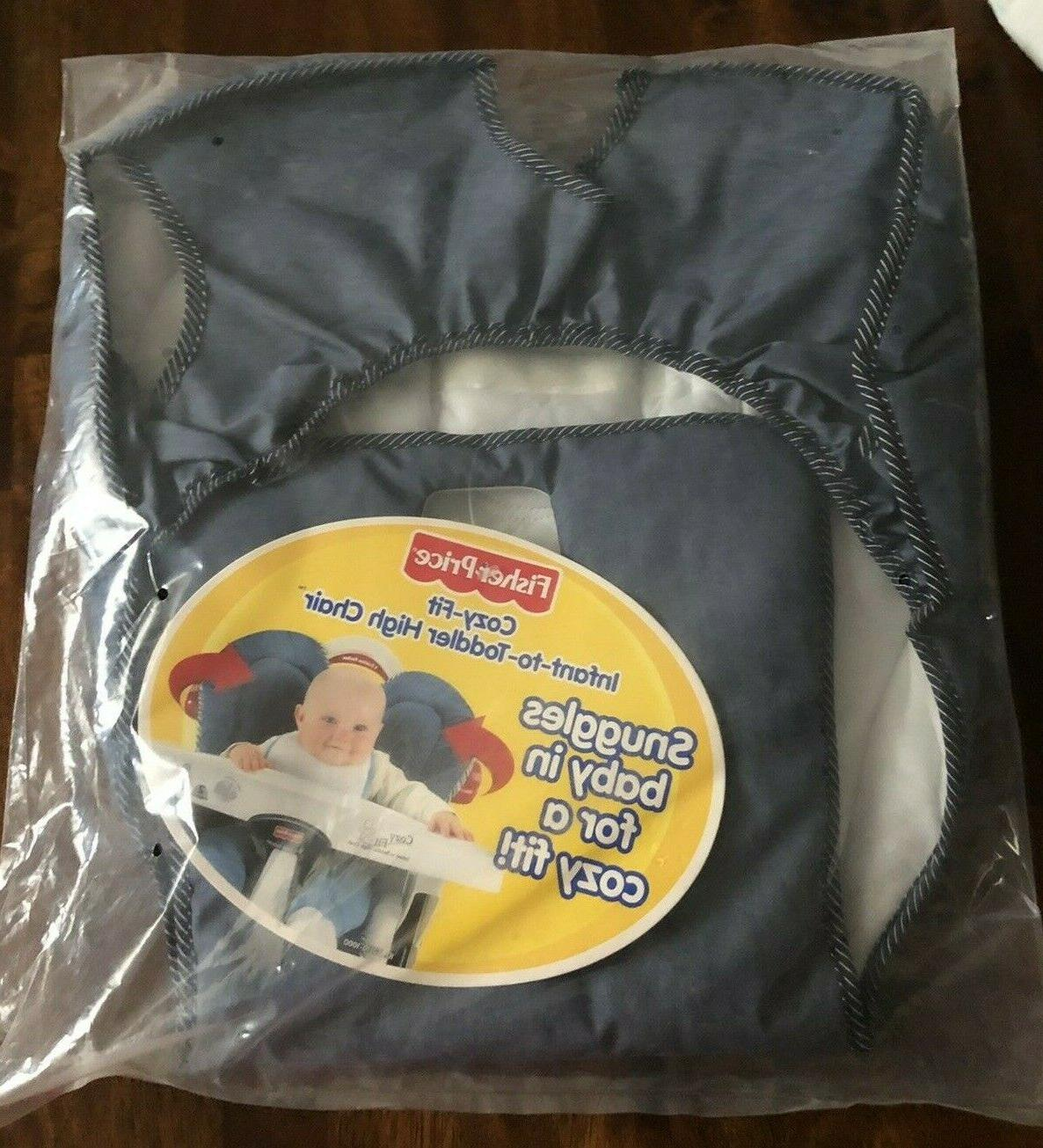 new fisher price infant to toddler high
