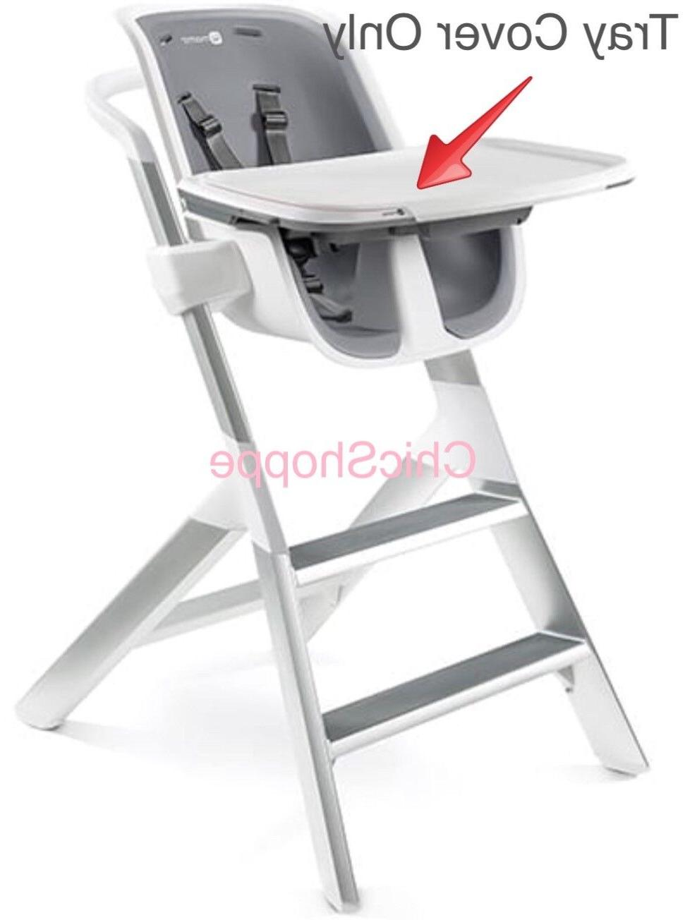 New! 4MOMS High Chair Replacement Tray Liner - Factory Exclu