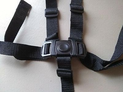 NEW Graco High Chair Seat Belt Strap 5 pt Harness Replacemen