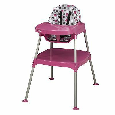 High Chair Rose Stackable Toddler Feeding Table And Chair