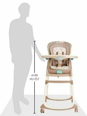 Trio High - Sahara Burst High Chair