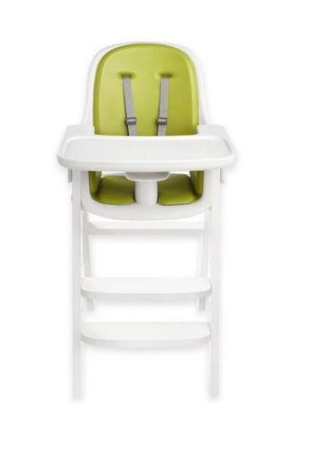 New Sealed OXO Tot Baby Sprout High Chair - Green/White