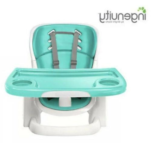 new smartclean chairmate high chair in seaside