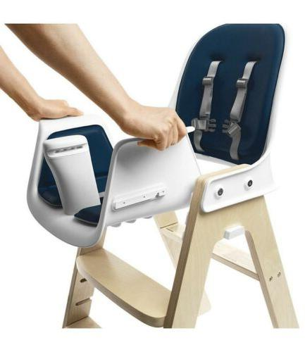 NEW OXO Tot High Chair w Tray Navy