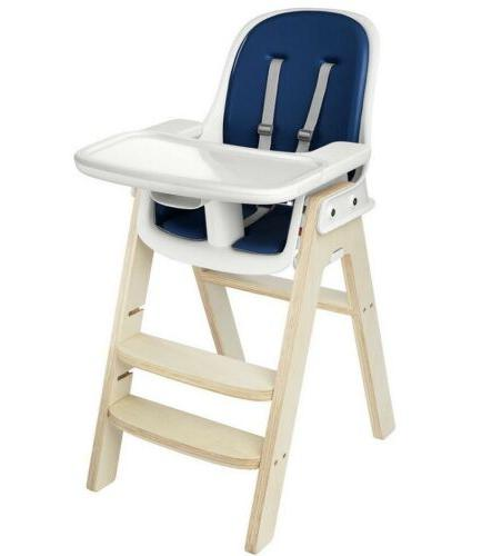 new tot sprout high chair w removable