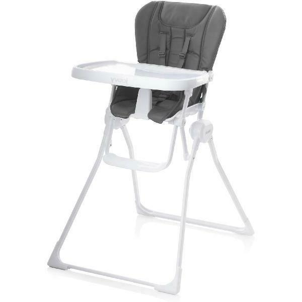 Joovy Nook Baby High Chair Charcoal
