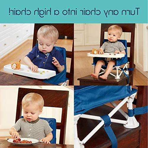 hiccapop Seat Tray Baby Camping, Lawn, | to Chairs Go-Anywhere