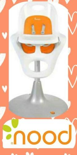 Boon Pedestal Flair HIGHCHAIR. W/O seat cushion or tray line