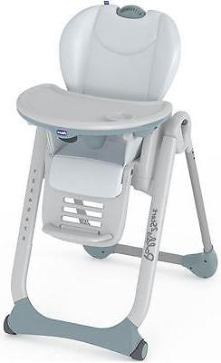 Chicco Polly 2 Start Glacial Highchair 08079204210000