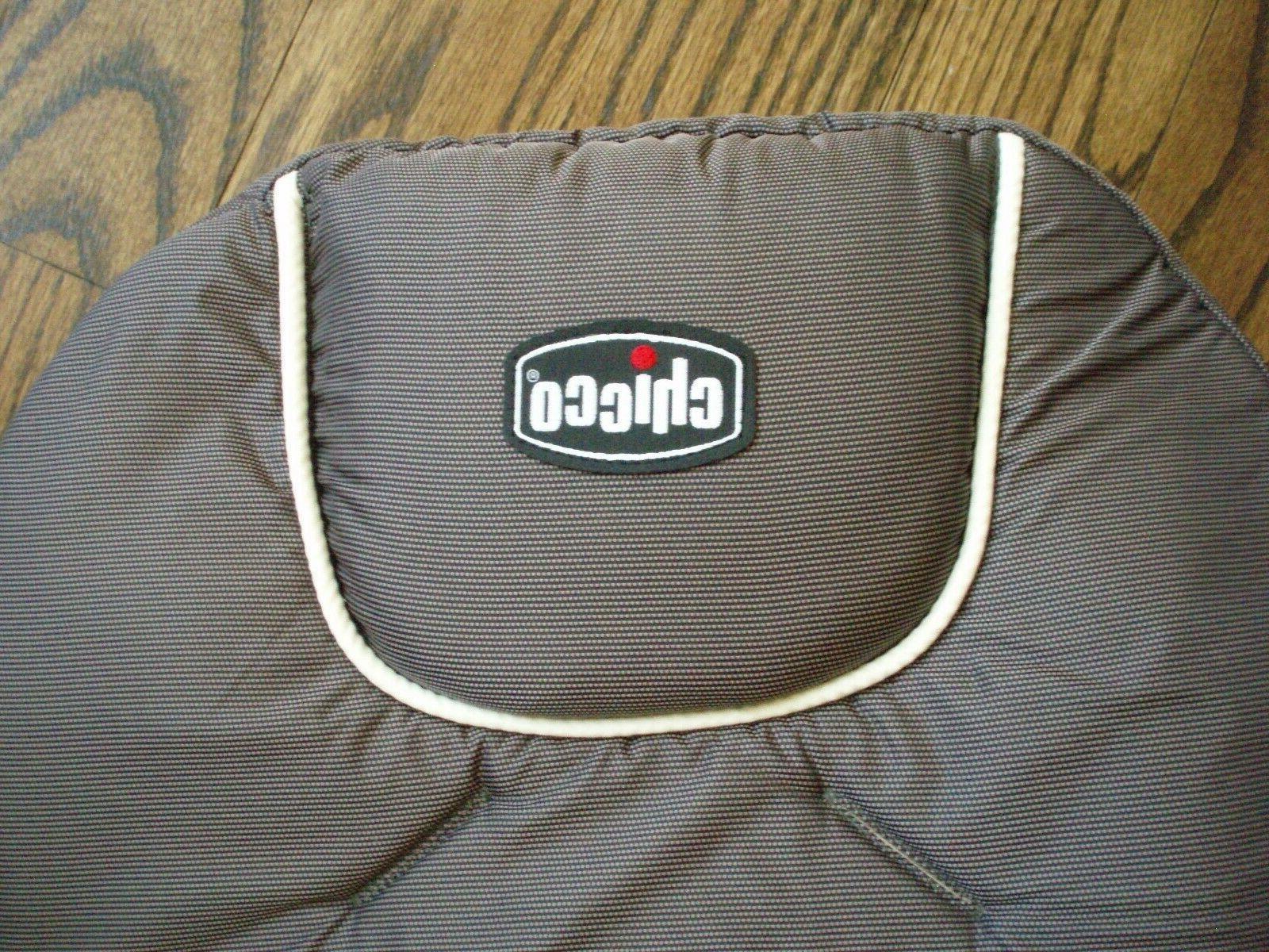 Chicco DP Chair Cushion Set ~
