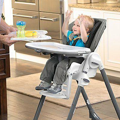 Chicco Polly High Chair Child Baby Infant Feeding Table, Lil