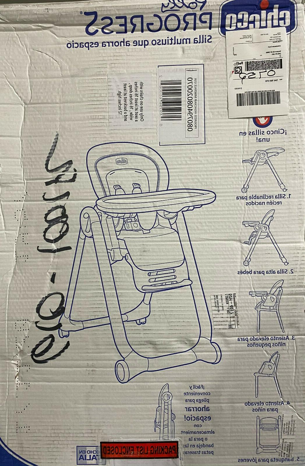Chicco Highchair - Minerale