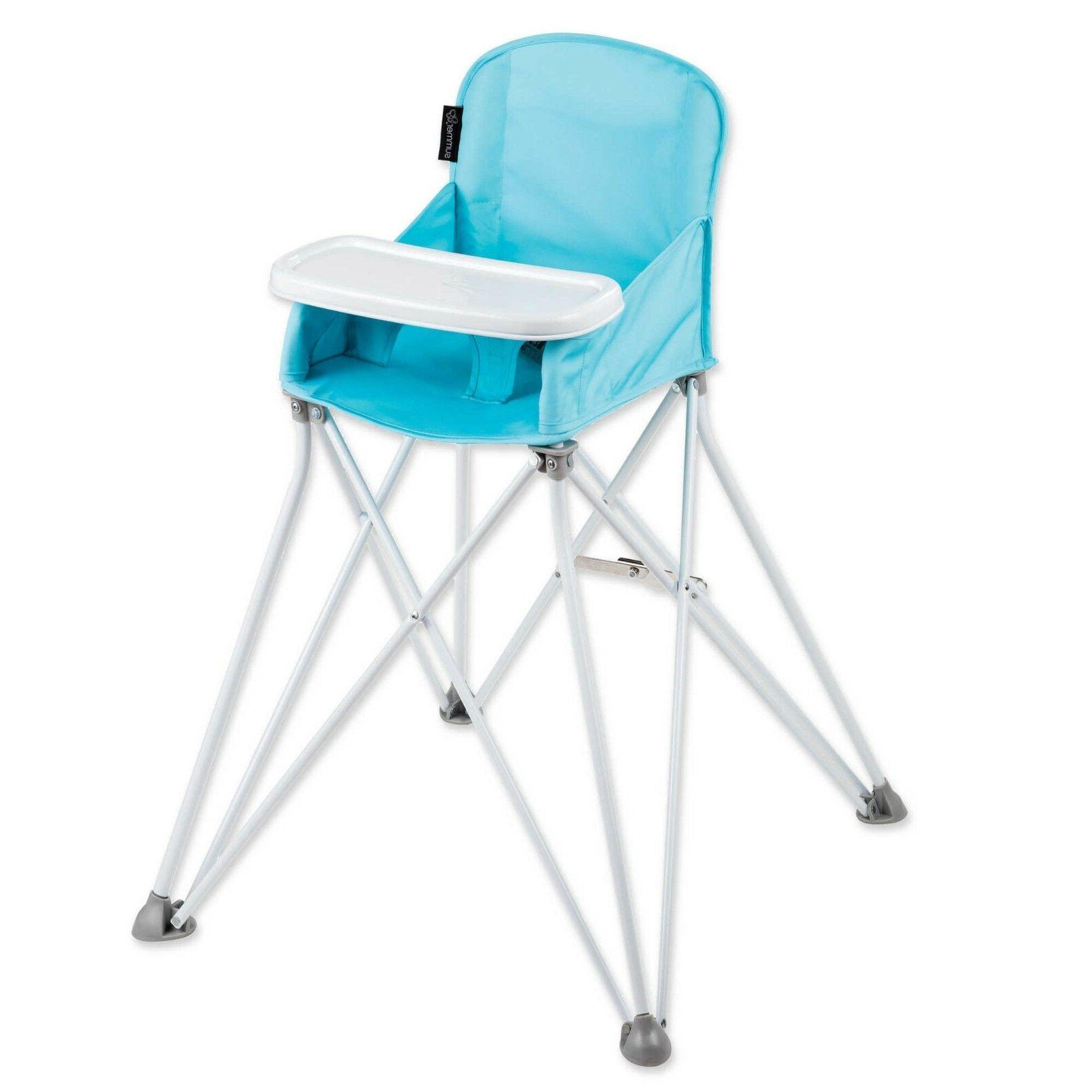 pop n sit portable high chair in