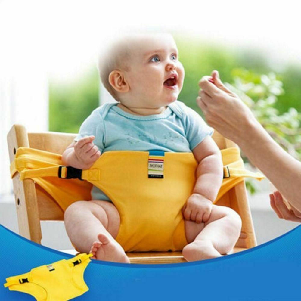 Portable Baby Feeding Belt Safety