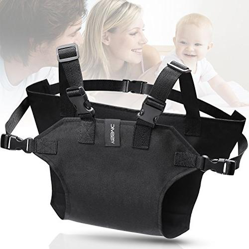 YISSVIC Portable Chair Belt Seat with Child Chair Portable High Chair Booster
