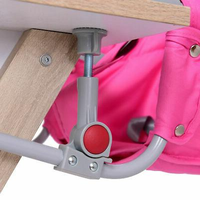 Portable Folding Baby On Clip Chair Seat