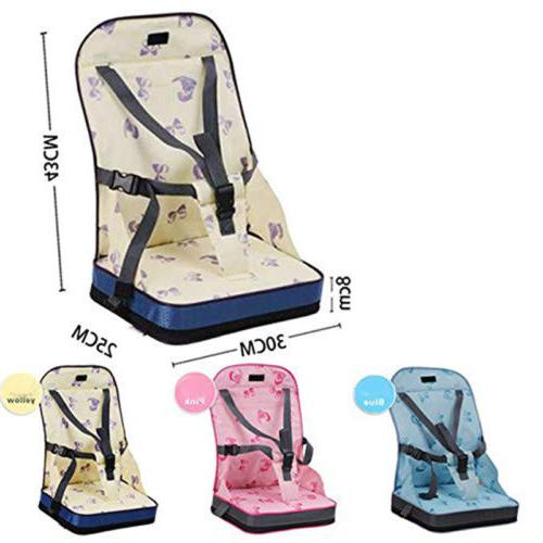baby high chair cushion seat booster cover