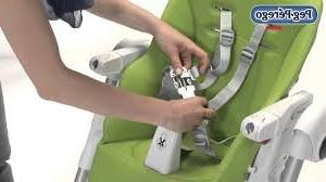 Peg Prima Zero3 Highchair Harness