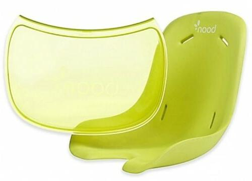 Boon Flair Removable Baby High Chair Seat Pad and Tray Liner