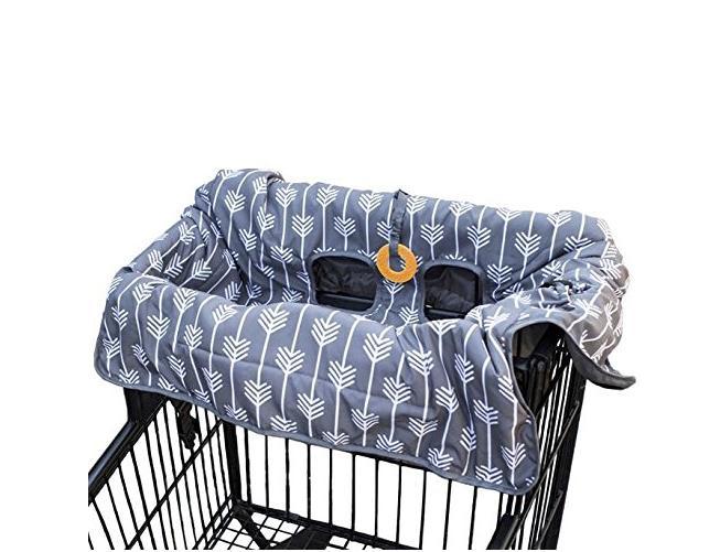 shopping cart highchair cover