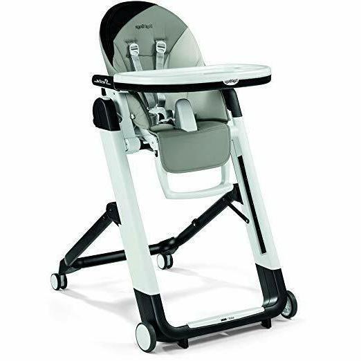 siesta high chair palette grey