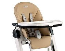 Peg Perego Siesta Highchair Replacement Cover Cushion Noce