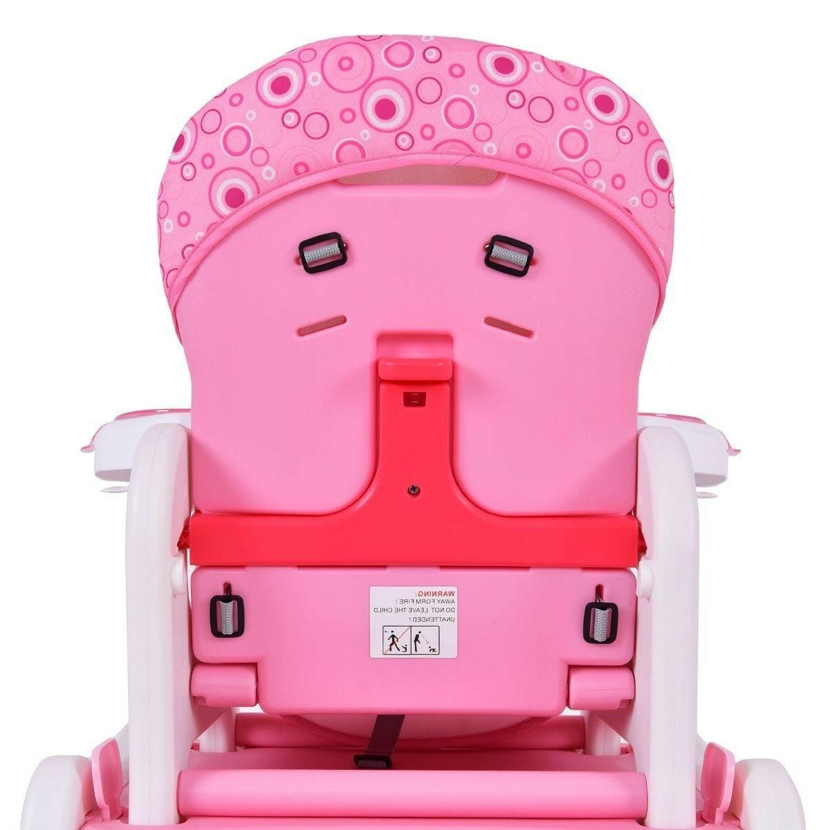 Silla Costway Kids Baby Girl Seat For