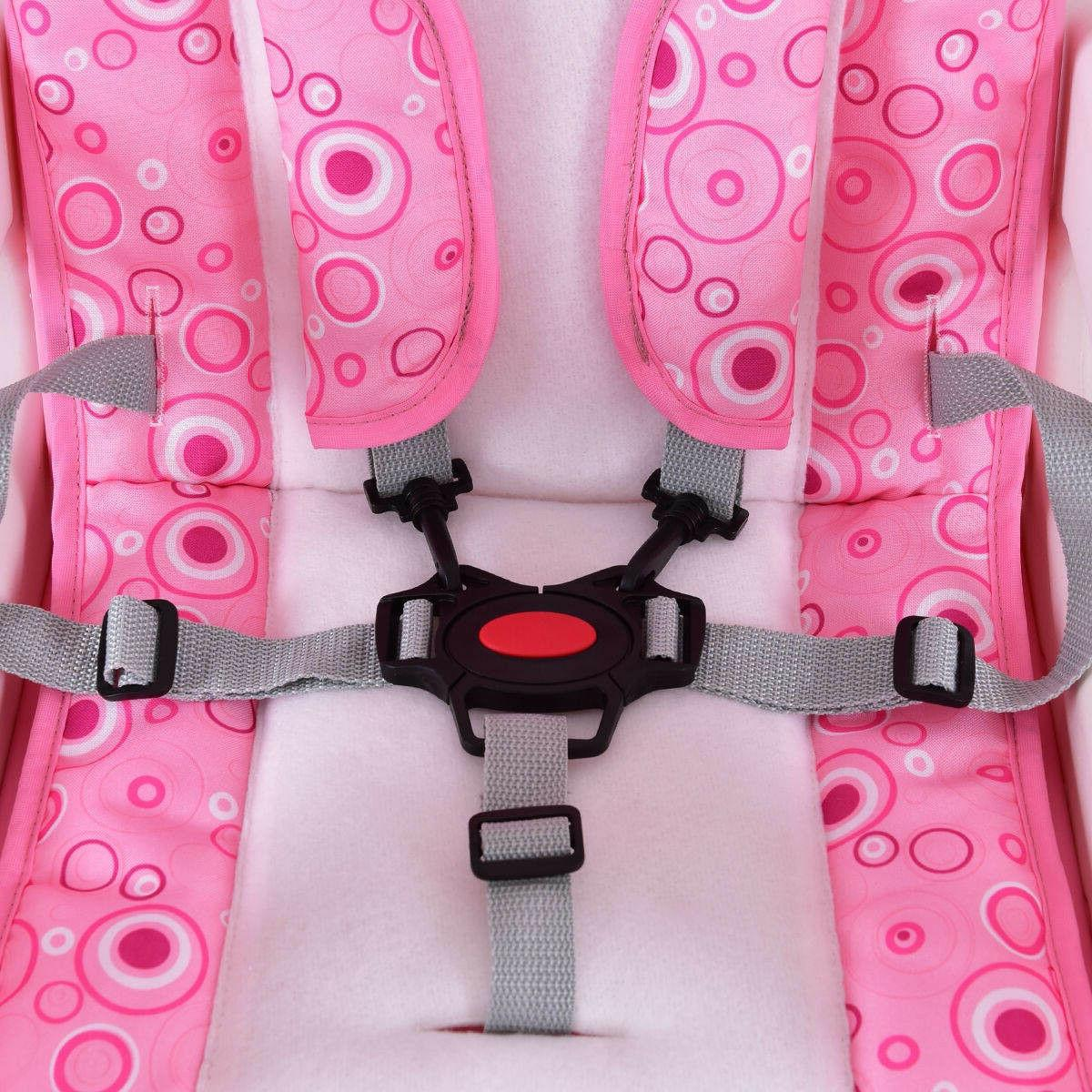 Kids Baby Booster For Pink