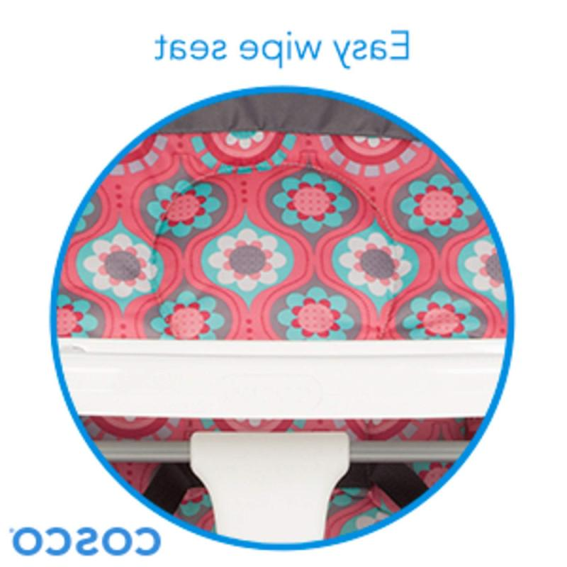 Cosco Fold Toddler High Chair Posey