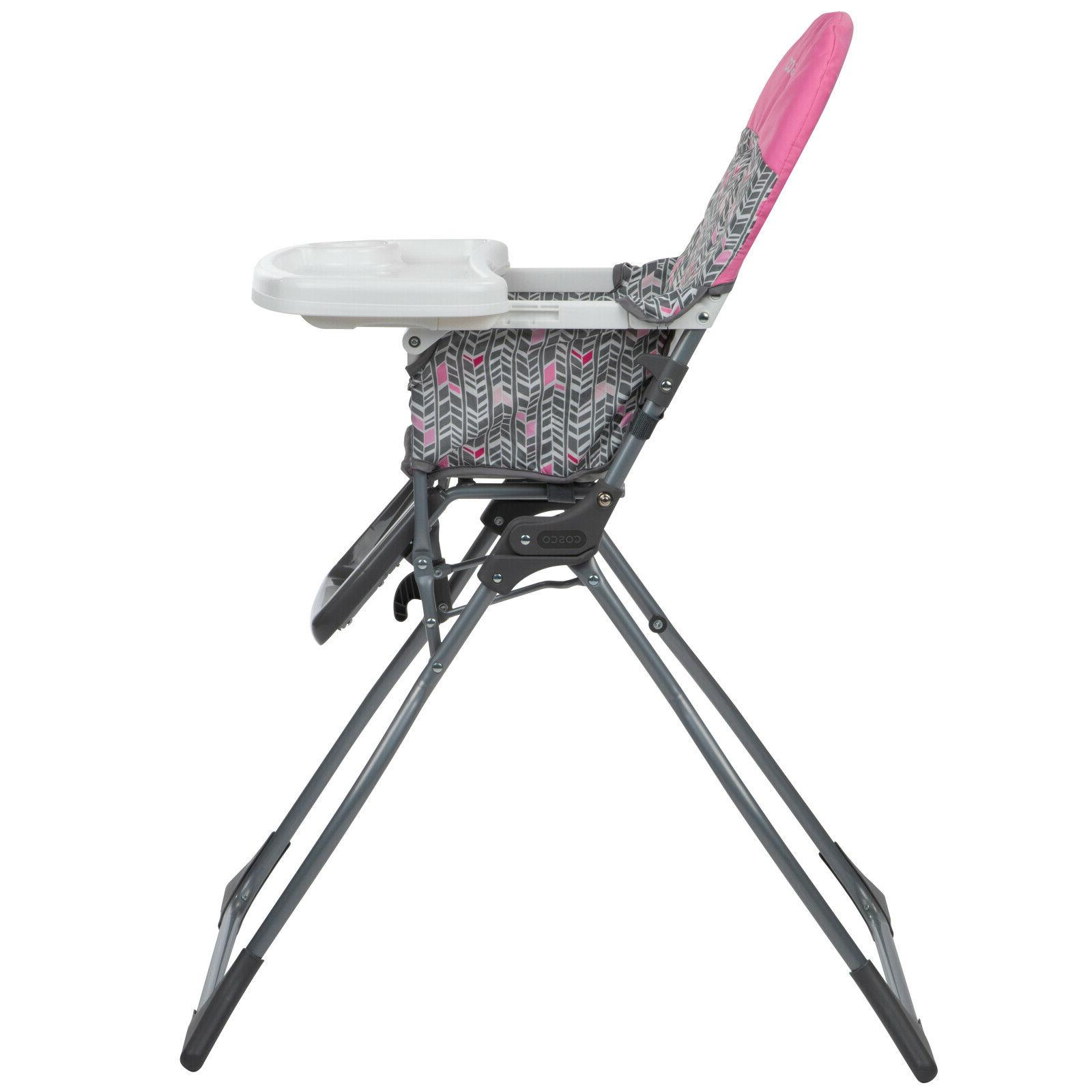 Simple Fold High Chair Tray LULA Comfortable rest