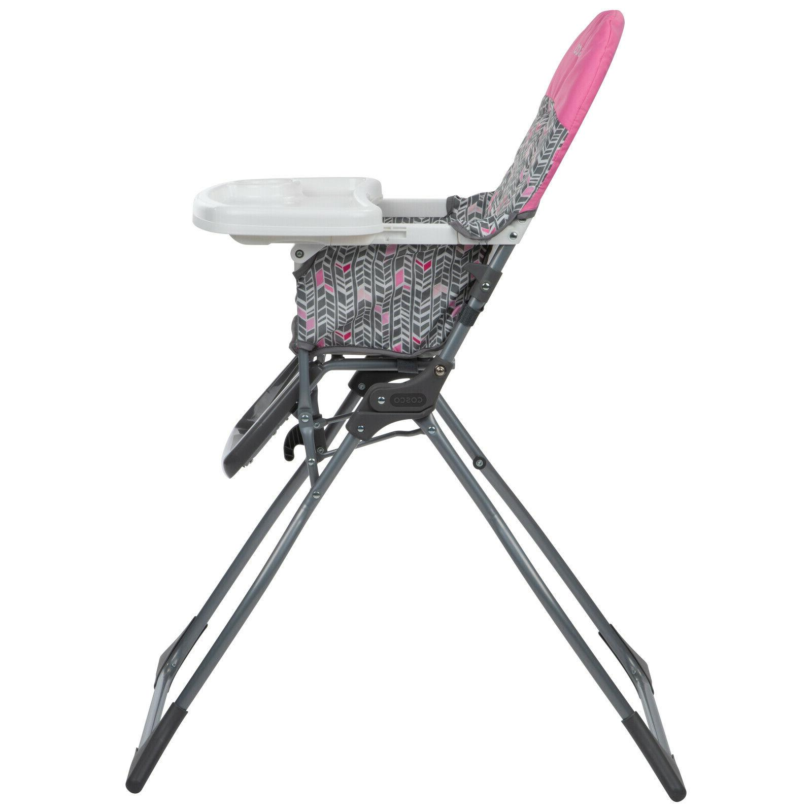 Simple Fold High Chair with Tray LULA rest
