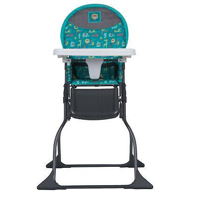 Cosco Simple Fold High Chair, Safari Style