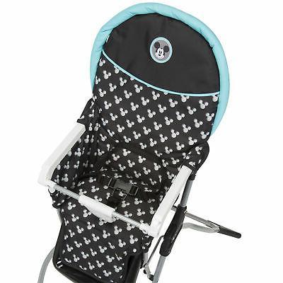 Disney Simple Fold Plus High Chair, Mickey Shadow