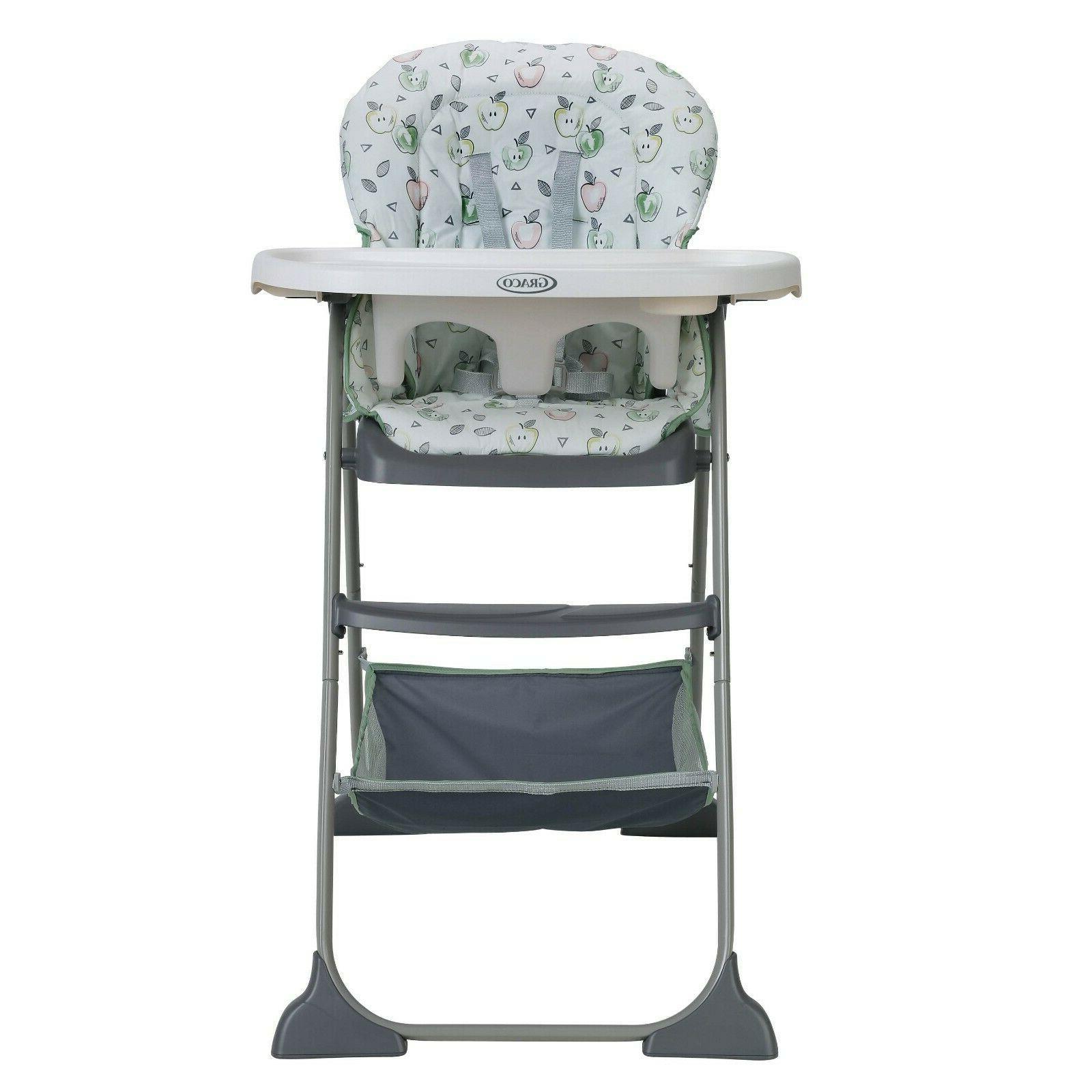 Graco Slim Snacker High Chair Gal