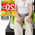 Ingenuity SmartClean Baby/Kids/Toddler Portable Seat Booster