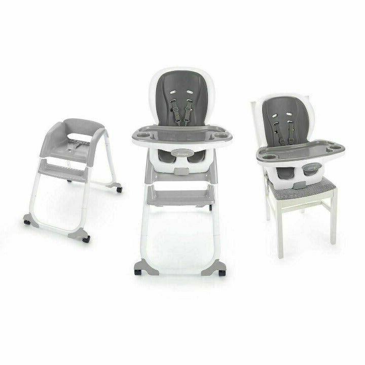 smartclean trio elite high chair 3 in