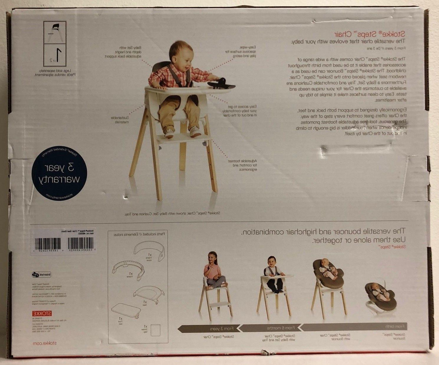 Stokke Steps Baby High Chair Legs Choose Color