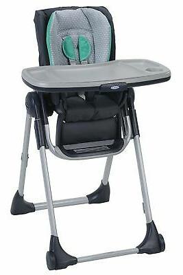 swift fold lx highchair
