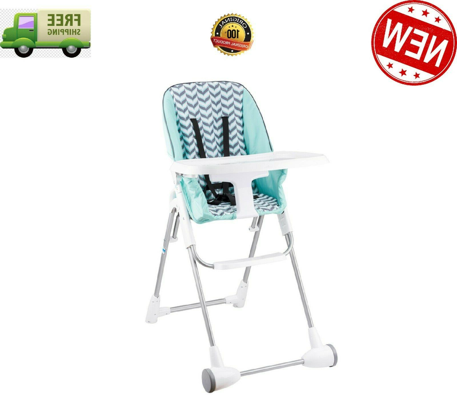 symmetry baby high chair new