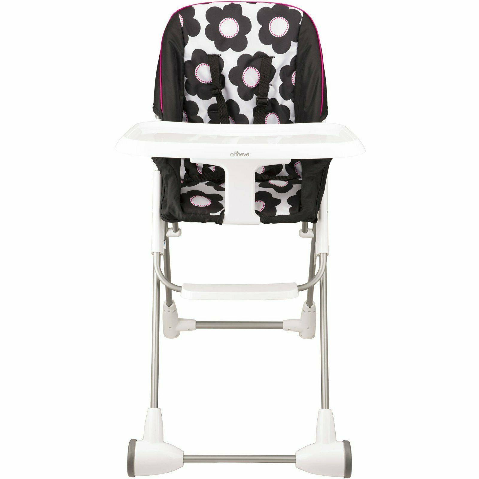 Evenflo Flat Fold High Chair,